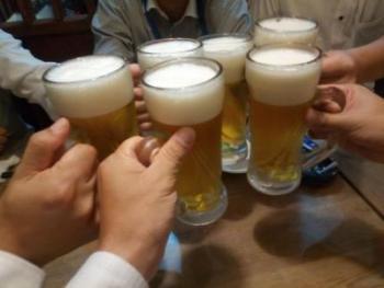 職場の飲み会の参加率はいいですか?