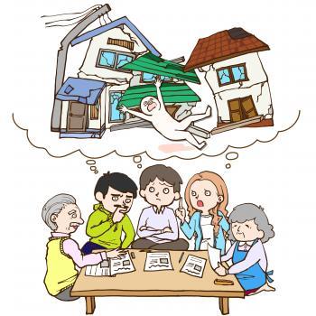 我が家の災害対策